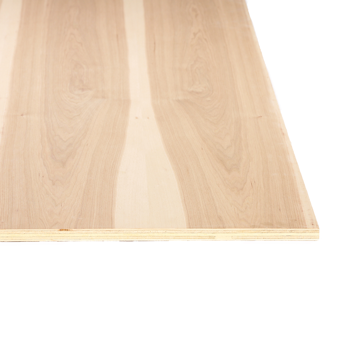 """3/4"""" Hickory 4'x8' Plywood G2S - Made in USA"""