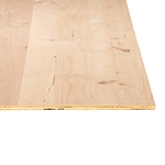 "3/4"" Select Alder Plywood"