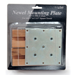 LJ Smith Newel Mounting Plate