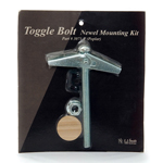 LJ Smith Toggle Bolt Newel Mounting Kit
