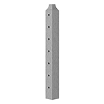 Maple TL-410D-36 Linear Level Transition Newel