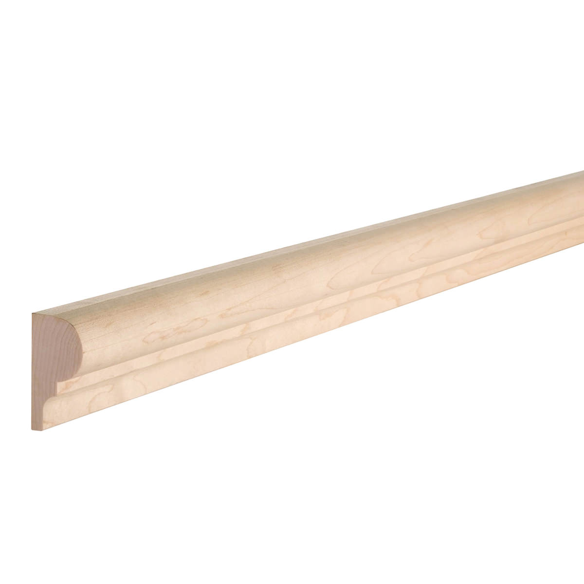 Hard Maple Nustair 174 Bull Nose And Scotia Moulding Ns8585
