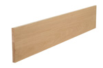 "White Oak NuStair® 8"" Return"