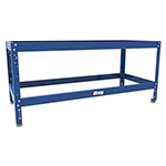 "Kreg 28"" x 64"" Universal Bench with Standard-Height Legs"
