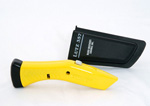Lutz 357 Utility Knife Yellow