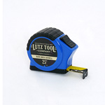 Lutz Measuring Tape Blue