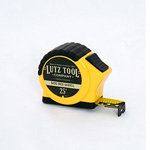 Lutz Measuring Tape Yellow