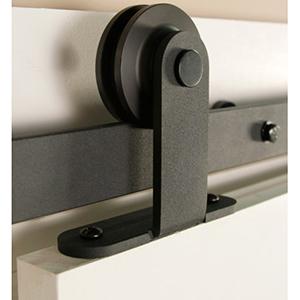 Sliding Barn Door Track Amp Hardware Top Of Door Design