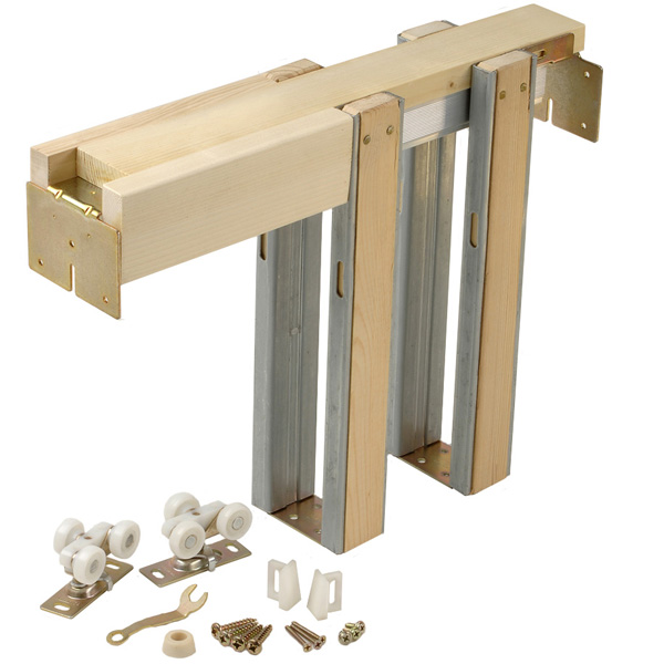 68 Johnson Pocket Door Frame For 2x6 Stud Wall