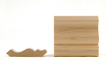 Maple Crown Moulding B303