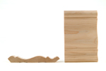 Maple Crown Moulding B308