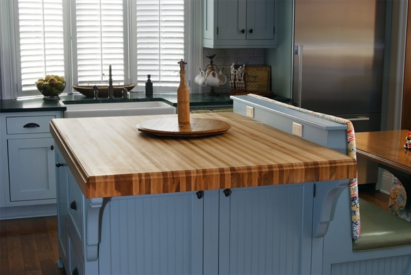Custom Butcher Block Tops