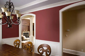 Mouldings - Arch Jamb