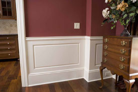 Mouldings - Wall Panel