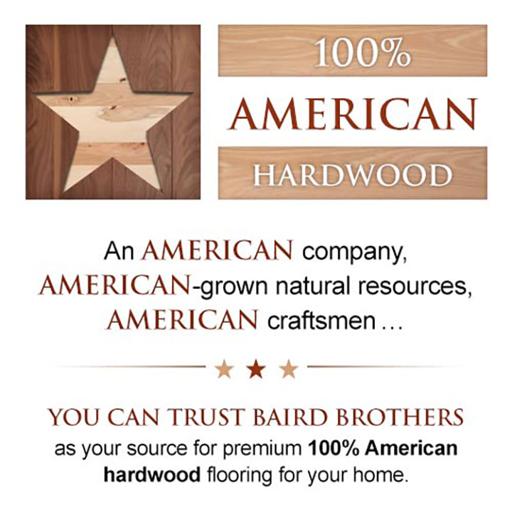Baird American Made Promise
