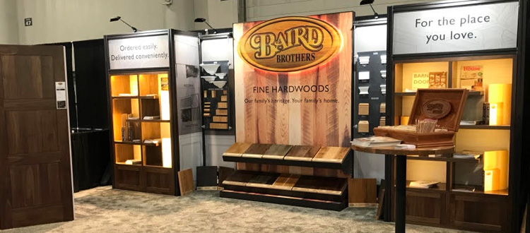 Baird Brothers IBS Booth